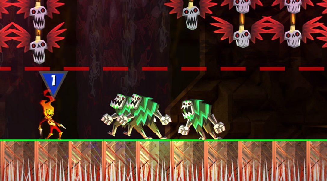 Le nouveau DLC du jeu de plateforme Guacamelee! 2 vous permet d'incarner les boss du jeu et les entraîneurs