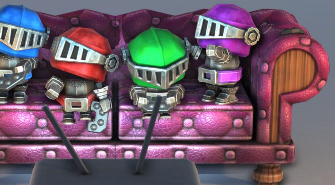 Envie de défier vos amis à la bagarre ? Big Crown: Showdown débarque sur PS4 le 14 décembre