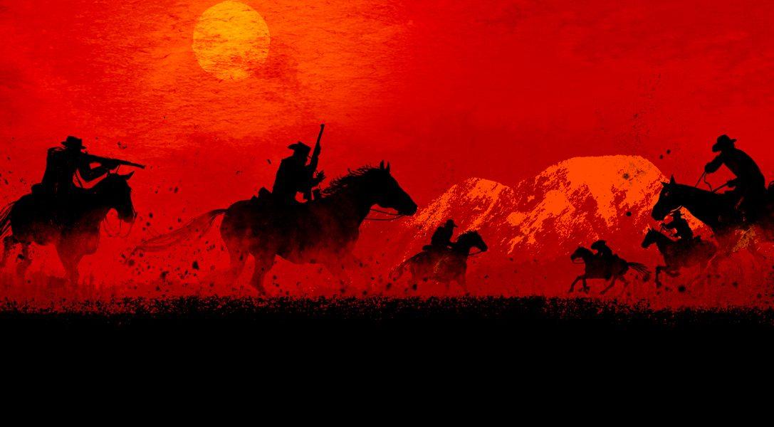 Red Dead Redemption 2 est le jeu le plus vendu sur le PlayStation Store au mois de novembre
