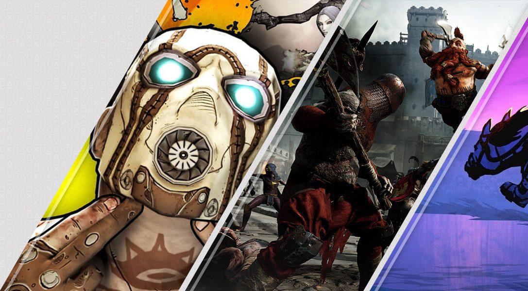Borderlands 2 VR, Warhammer: Vermintide 2 et beaucoup d'autres débarquent sur le PlayStation Store cette semaine