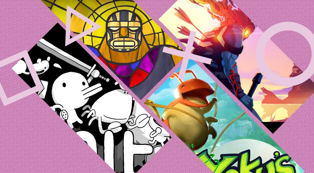 Les 10 jeux indés PS4 que vous n'auriez pas dû manquer en 2018, choisis par les développeurs PlayStation