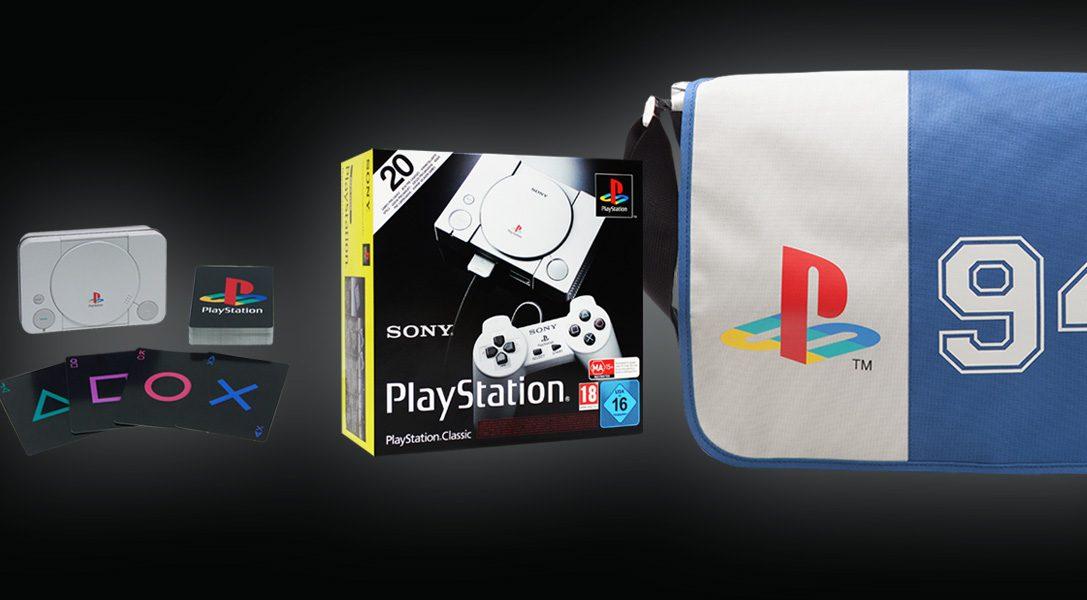 Présentation du pack PlayStation Classic Collector