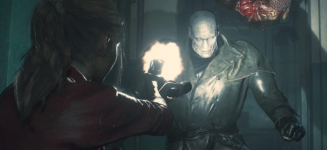 Prise en main de Resident Evil 2 sur PS4