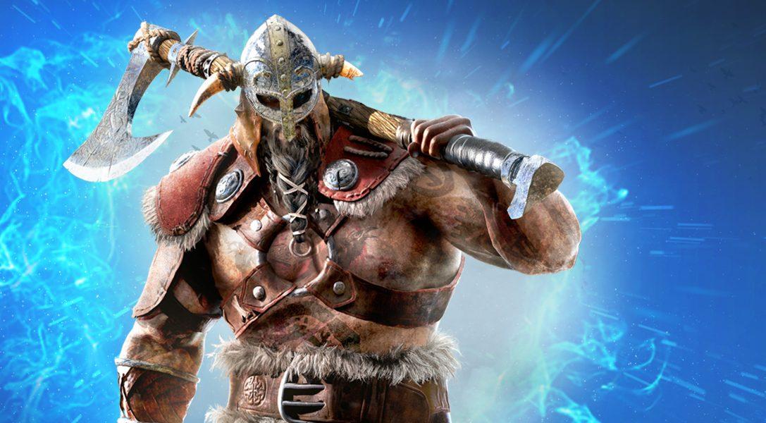 PS Now en décembre : le beat them all tactique d'Ubisoft For Honor est en tête des nouvelles arrivées