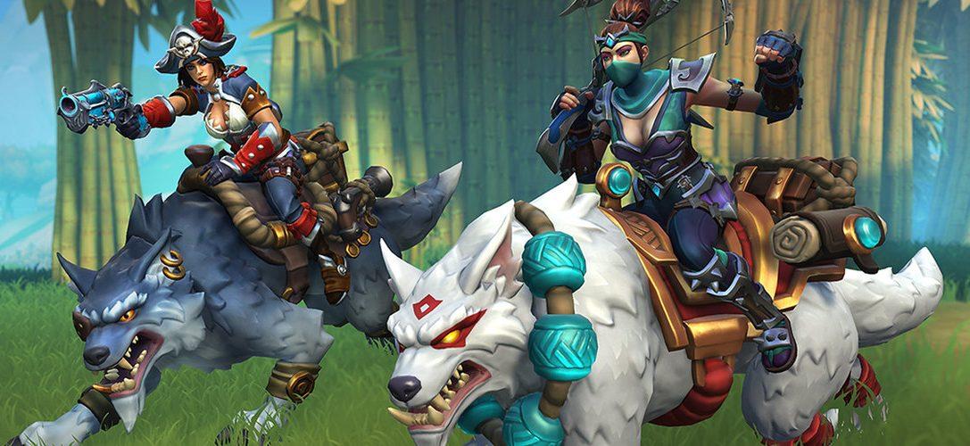La bêta ouverte de Realm Royale, le jeu multijoueur dans un univers fantastique, est disponible dès demain sur PS4