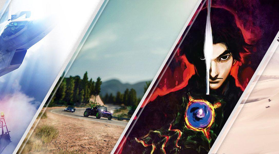 Les nouveautés de la semaine sur PlayStation Store : Ace Combat 7: Skies Unknown, Onimusha: Warlords, Vane, et bien plus