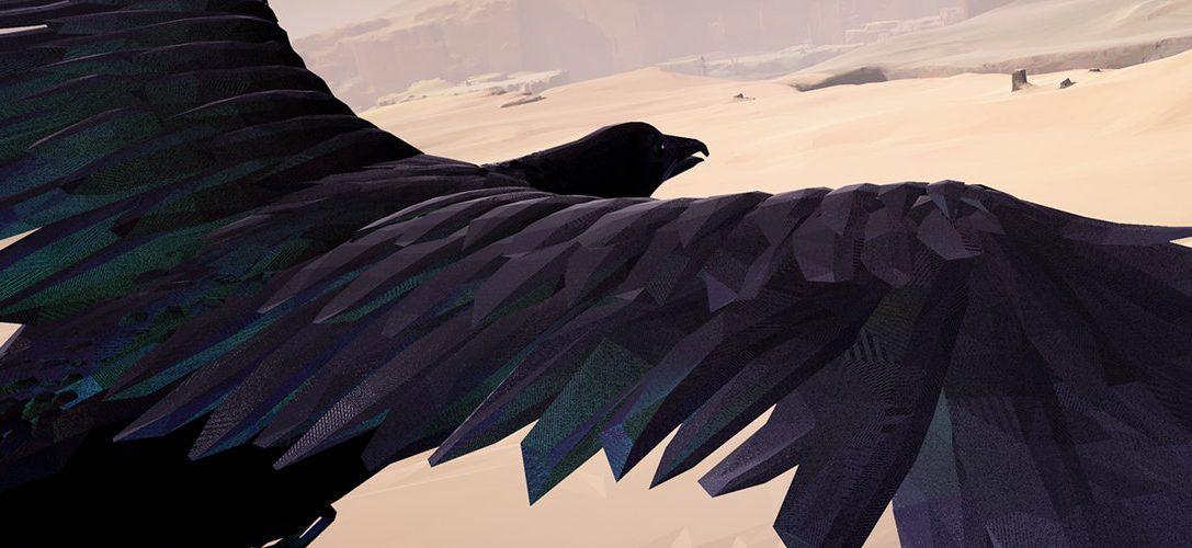 Explorez une terre dévastée dans le jeu d'aventure minimaliste Vane, disponible demain sur PS4