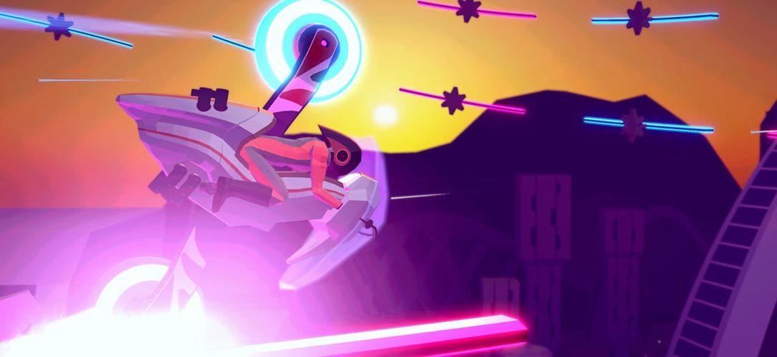FutureGrind, le jeu de plateforme acrobatique et effréné, sera disponible sur PS4 le 22 janvier