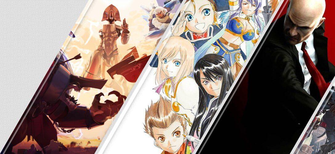 Les nouveautés de la semaine sur le PlayStation Store : Megalith, Tales of Vesperia, Hitman HD Enhanced Collection et plus encore