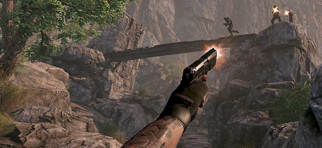 Le jeu d'action aventure horrifique Immortal Legacy: The Jade Cipher débarque sur PS VR le 20 mars
