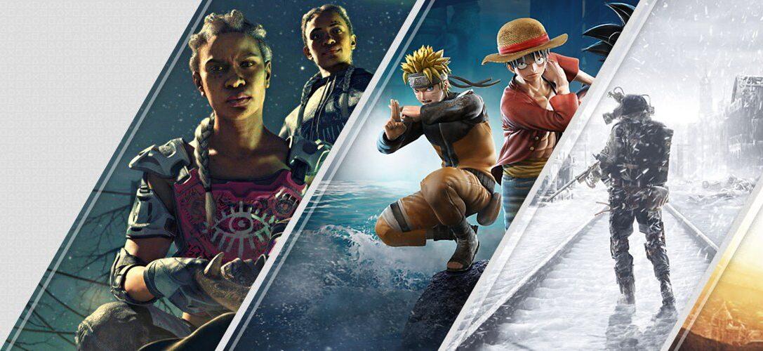 Les nouveautés de la semaine sur PlayStation Store : Far Cry New Dawn, Jump Force, Metro Exodus et bien plus