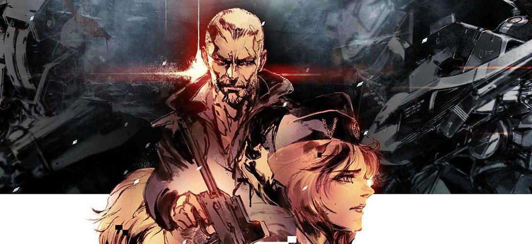 Yoji Shinkawa, artiste vétéran de Metal Gear Solid, parle du nouveau jeu de tir/survie Left Alive