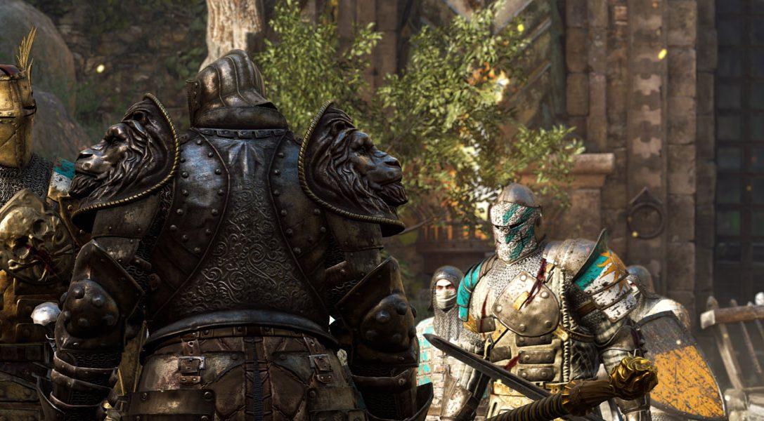 Voici 5 bonnes astuces pour le jeu de combat multijoueur For Honor ce week-end