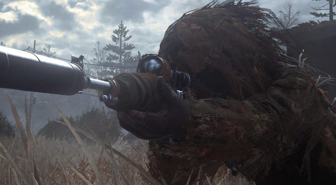 Call of Duty: Modern Warfare Remastered et The Witness sont vos jeux PlayStation Plus du mois de mars