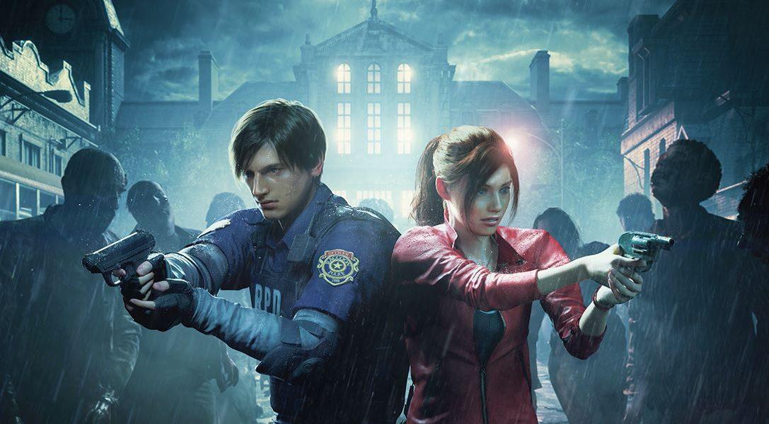 Resident Evil 2 est le jeu le plus vendu sur le PlayStation Store en janvier