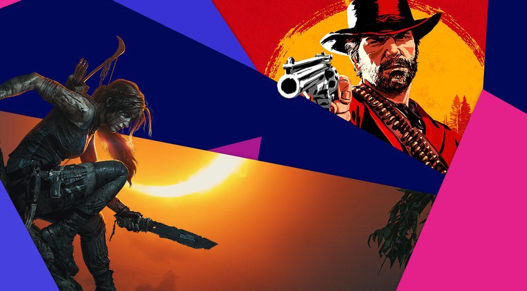 L'offre «GRANDS jeux, GRANDES réductions» du PlayStation Store démarre dès aujourd'hui