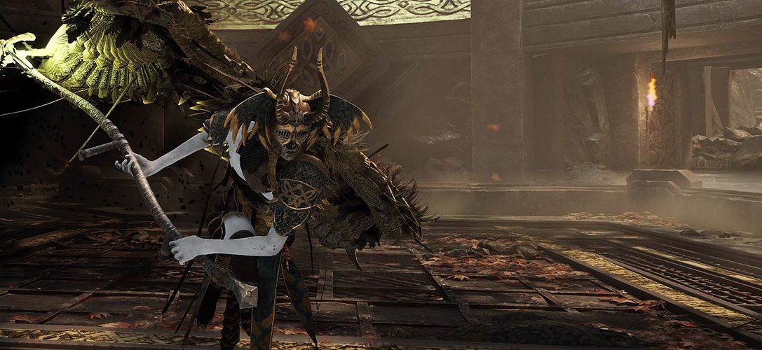 Découvrez le processus de création des combats épiques contre les Valkyries dans God of War