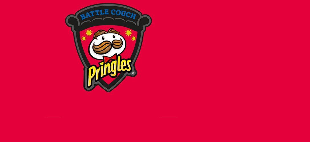 Regardez 100 joueurs de PlayStation s'affronter dans le stream en direct du jour du Pringles Battle Couch