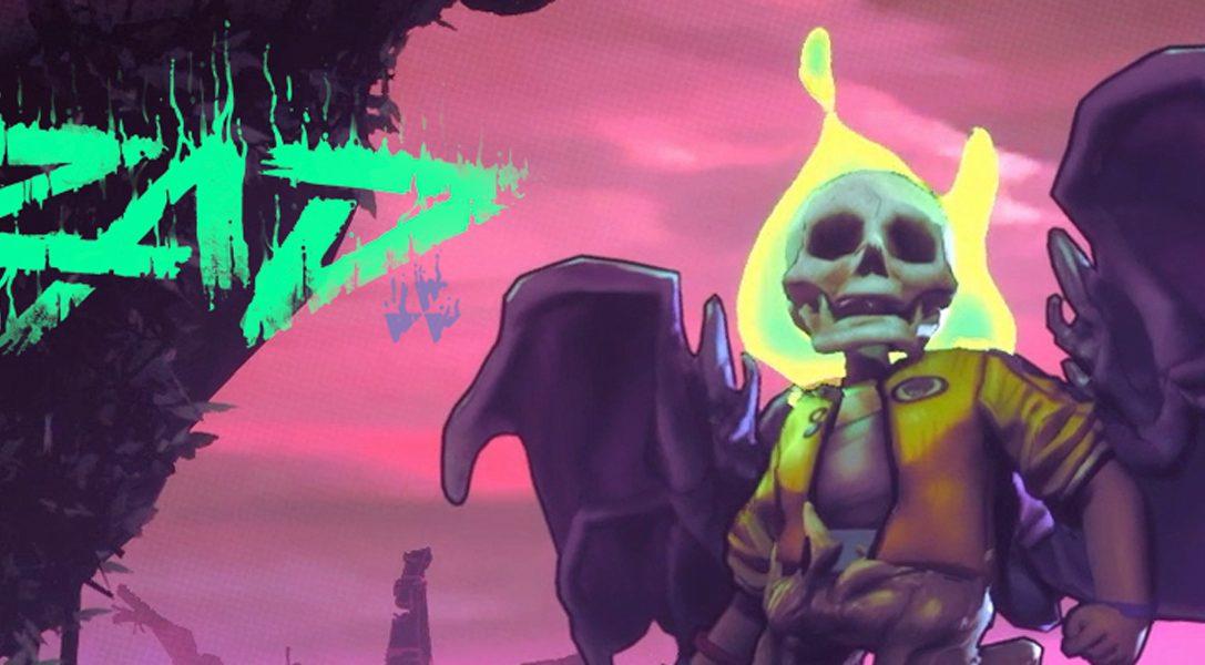RAD est un jeu d'action de type rogue-like développé par Double Fine, prochainement disponible sur PS4