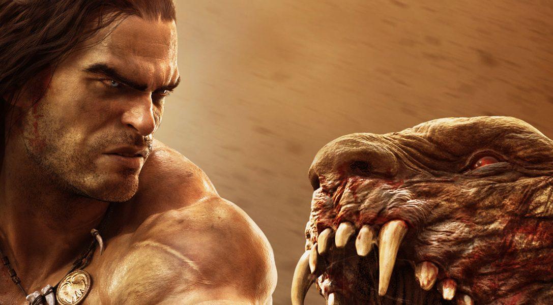Conan Exiles et The Surge sont vos jeux PlayStation Plus du mois d'avril