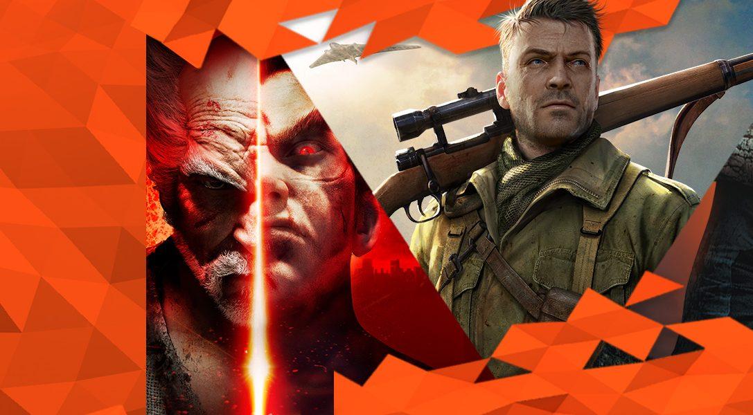 Les nouvelles réductions PlayStation Store commencent aujourd'hui : Folie de mars, PlayStation Rétro, Jeux à moins de 20 € et plus