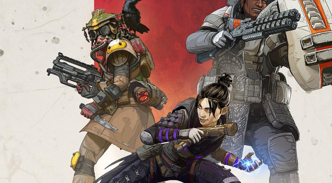 Voici tout ce que vous avez besoin de savoir sur la Saison 1 d'Apex Legends, Wild Frontier, disponible demain sur PS4