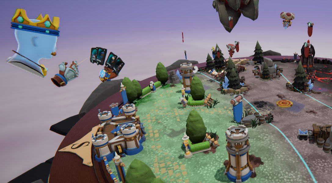 Le jeu de stratégie au tour par tour Skyworld arrive sur PS VR ce mois-ci