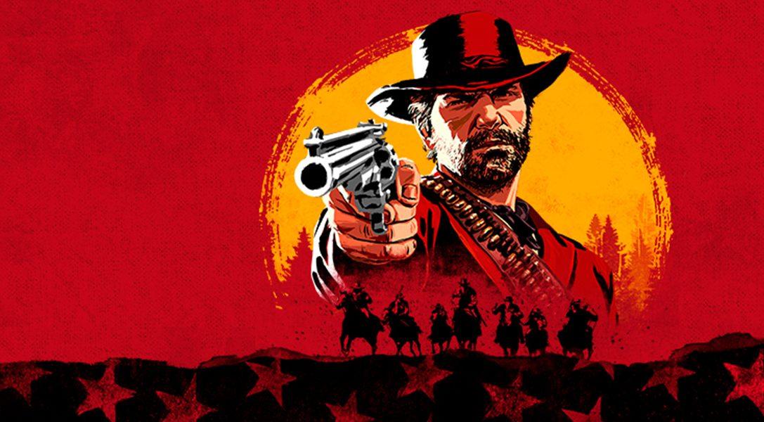 Red Dead Redemption 2 est l'Offre De La Semaine sur le PS Store