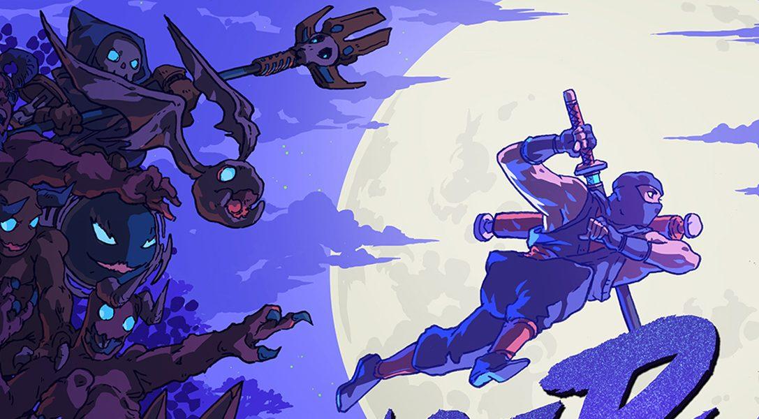 The Messenger, jeu de plateforme style ninja, débarque le 19 mars sur PS4