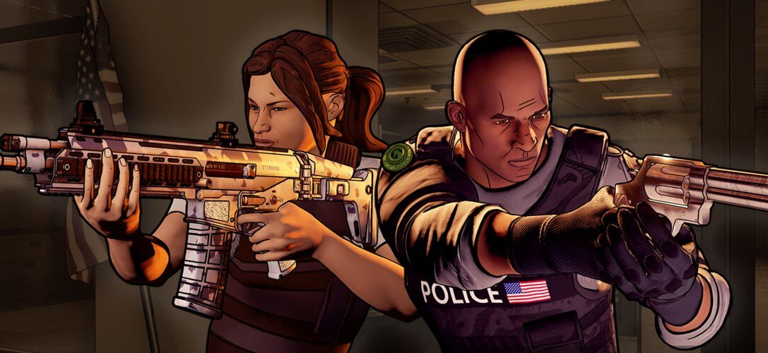 Affrontez des gangs dans Rico, le jeu de tir palpitant aux niveaux générés aléatoirement qui sort sur PS4 demain