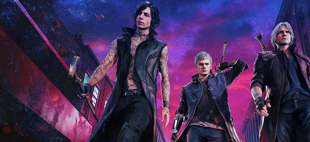 Le producteur de Devil May Cry 5 répond à 7 questions démoniaques pour célébrer la sortie du titre sur PS4 avec style