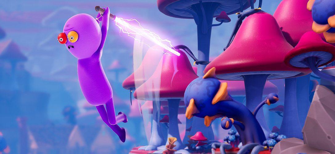 L'aventure démente Trover Saves the Universe sort le 31 mai sur PS4 et PS VR