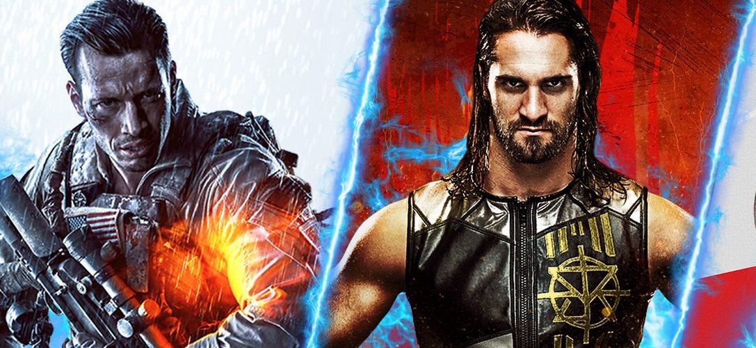 Battlefield 4, WWE 2K18 et NBA 2K18 en tête des nouvelles sorties PS Now en mars