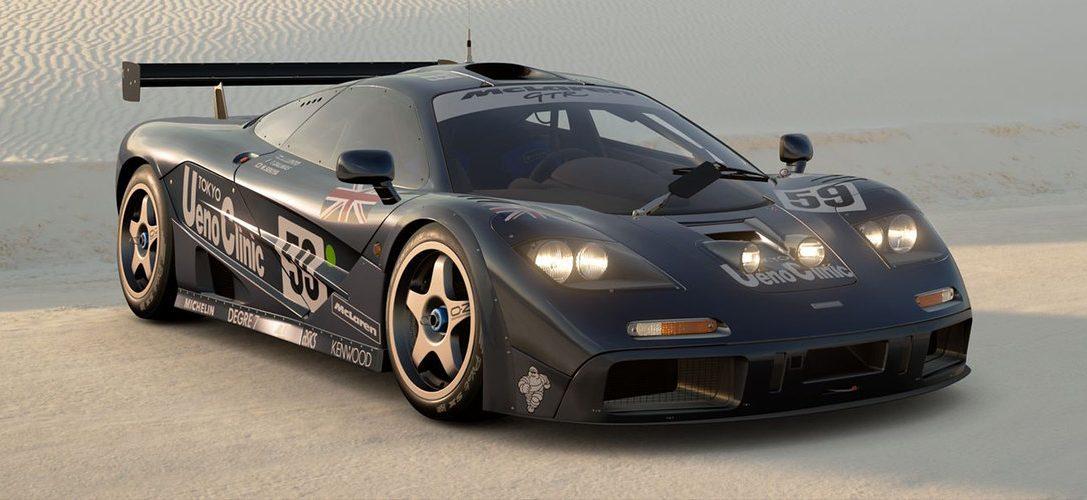 GT Sport s'enrichit aujourd'hui de super-voitures européennes et d'un nouveau circuit