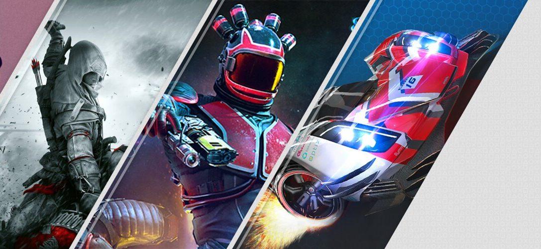 Les nouveautés de la semaine sur le PlayStation Store : MLB The Show 19, Assassin's Creed III Remastered, Outward et bien d'autres