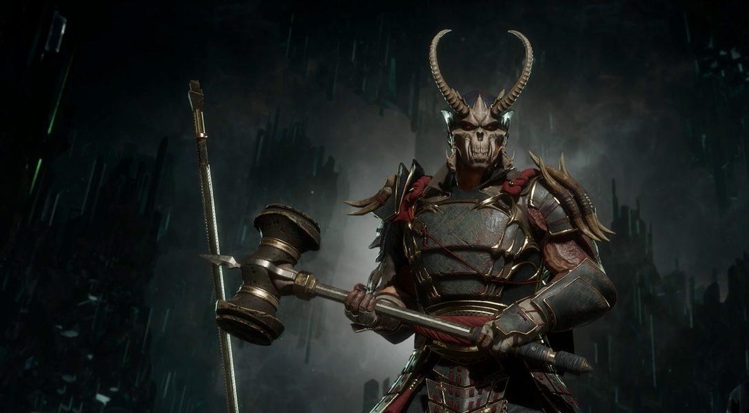 Découvrez les nouveaux costumes phénoménaux de Mortal Kombat 11