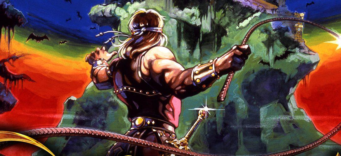 Castlevania Anniversary Collection arrive sur PS4 le 16 mai