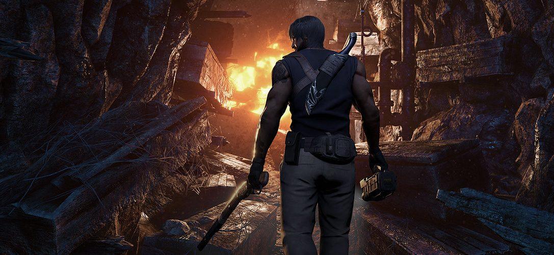 Le jeu d'action horrifique Immortal Legacy: The Jade Cipher est disponible sur PS VR