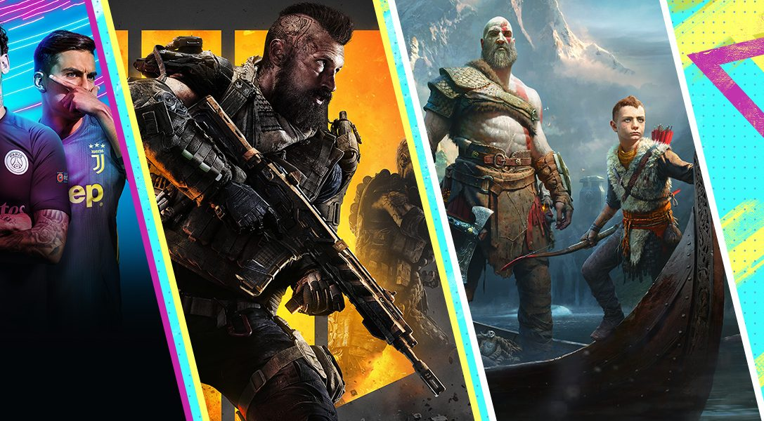 De nouveaux titres débarquent dans la super Promo de Printemps du PlayStation Store