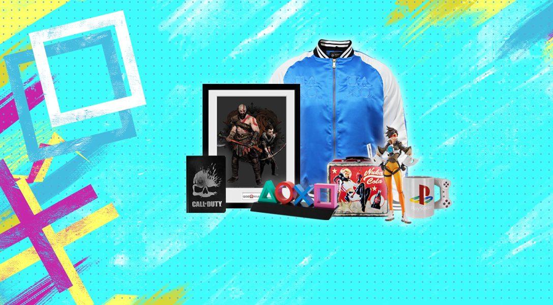 La promo du Printemps PlayStation Gear commence aujourd'hui
