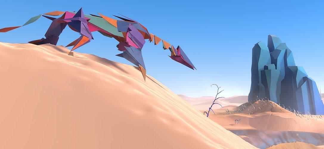 Le créateur d'Another World est de retour avec Paper Beast, disponible cette année sur PS VR
