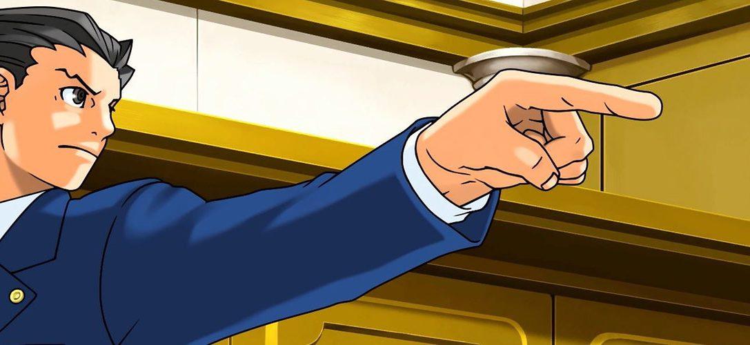 Les nouvelles fonctionnalités de Phoenix Wright: Ace Attorney Trilogy détaillées avant la sortie sur PS4 demain