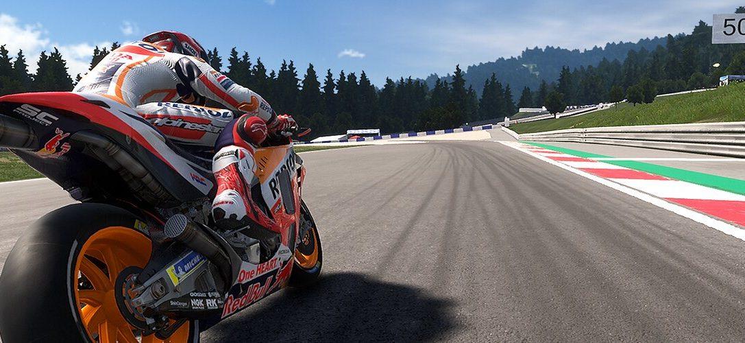 Découvrez A.N.N.A., l'IA de MotoGP 19 basée sur des réseaux neuronaux artificiels pour se battre contre vous dans le futur jeu de course sur PS4