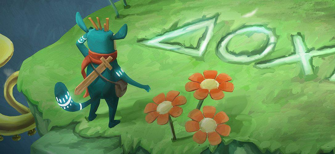 Explorez votre subconscient dans Figment, une aventure surréaliste sur PS4 qui sortira le 14mai