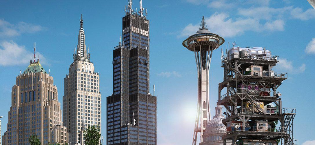 Construisez des villes dans toute la galaxie dans le jeu de simulation et de stratégie Constructor Plus, disponible sur PS4 dès maintenant