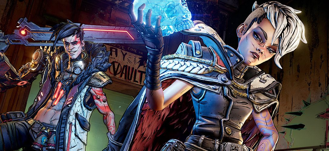 Borderlands 3 sortira le 13 septembre sur PS4, regardez-le en action dans le nouveau trailer