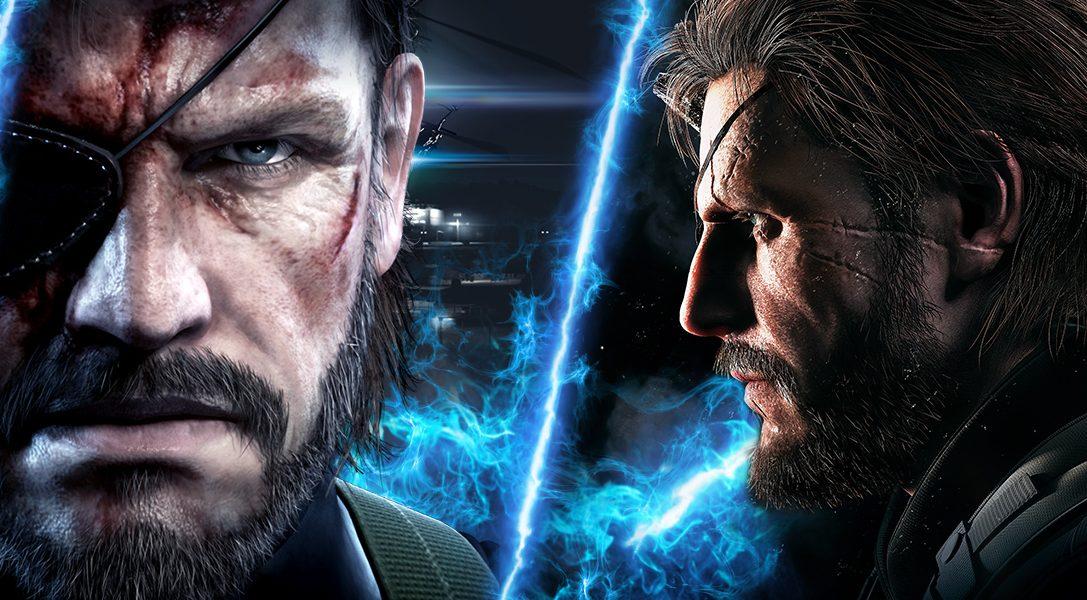 Metal Gear Solid V: The Phantom Pain est votre tête d'affiche pour la mise à jour d'avril du PS Now