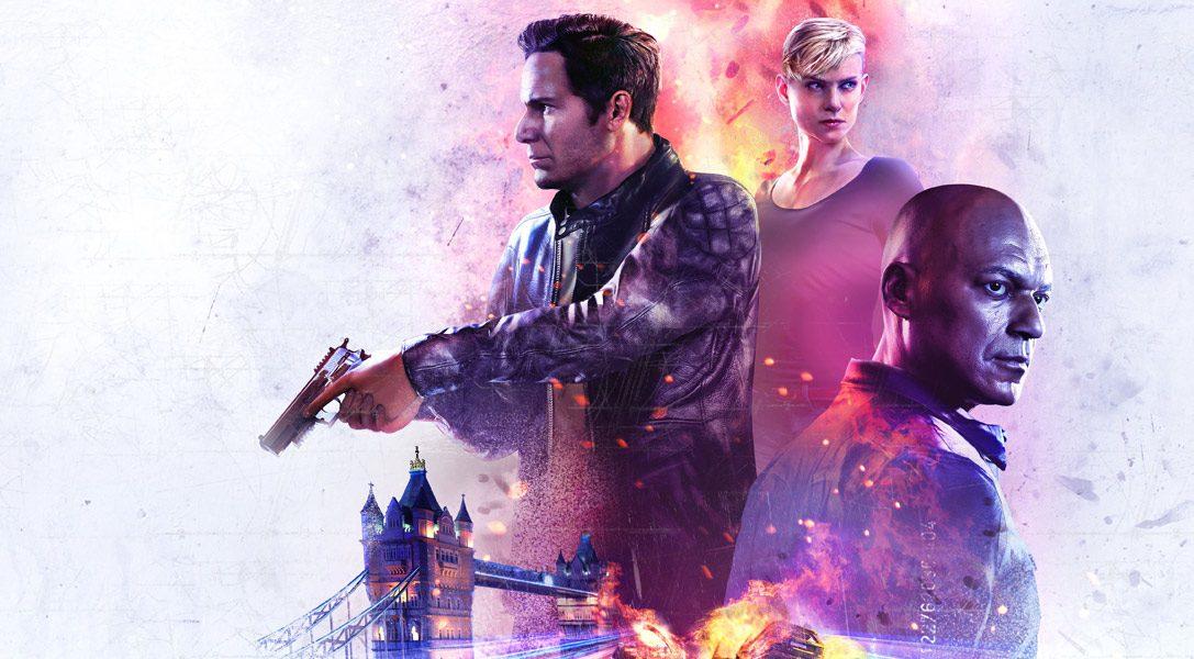 Découvrez Blood & Truth, et la façon dont le blockbuster sur PS VR vous donne l'impression d'être un héros de film d'action