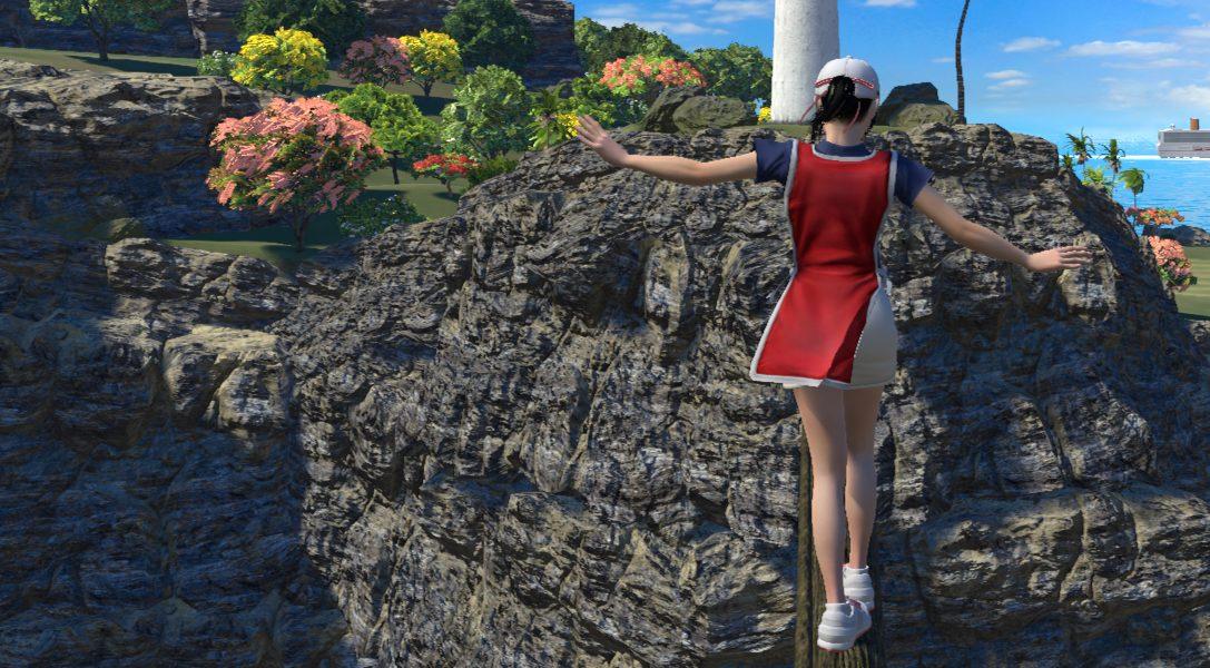 Everybody's Golf débarque sur PlayStation VR le 22 mai