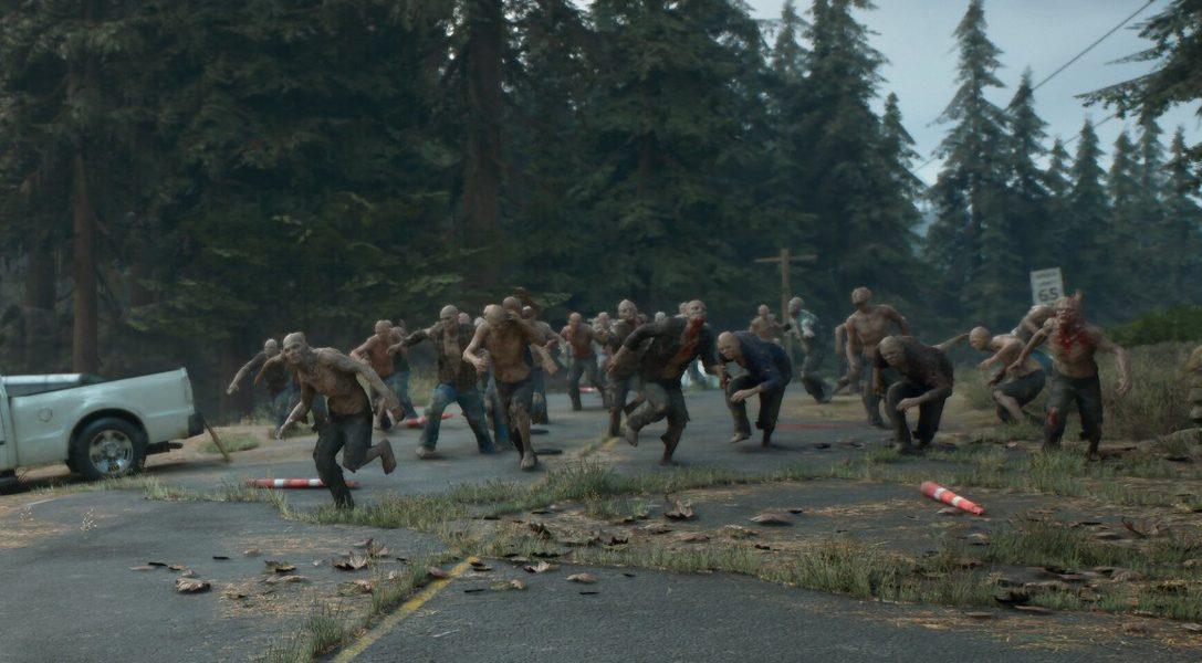 Voici comment combattre les angoissantes hordes de mutants de DaysGone